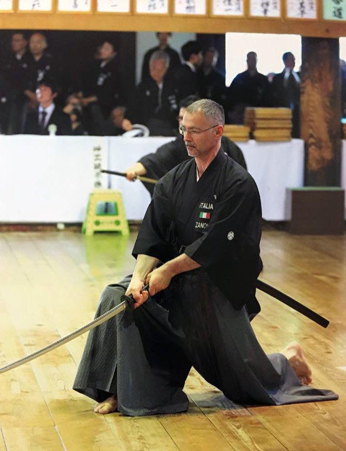 Kyoto Taikai 2015 Claudio Zanoni