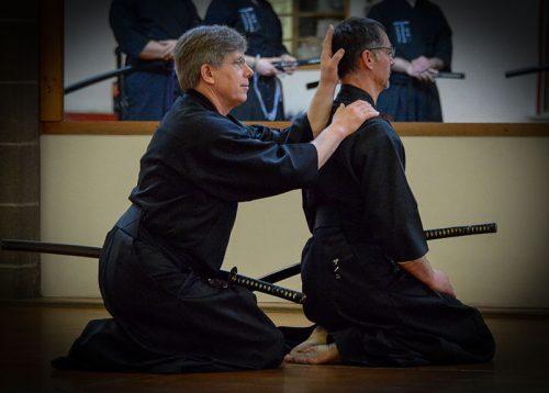 Insegnare iaido