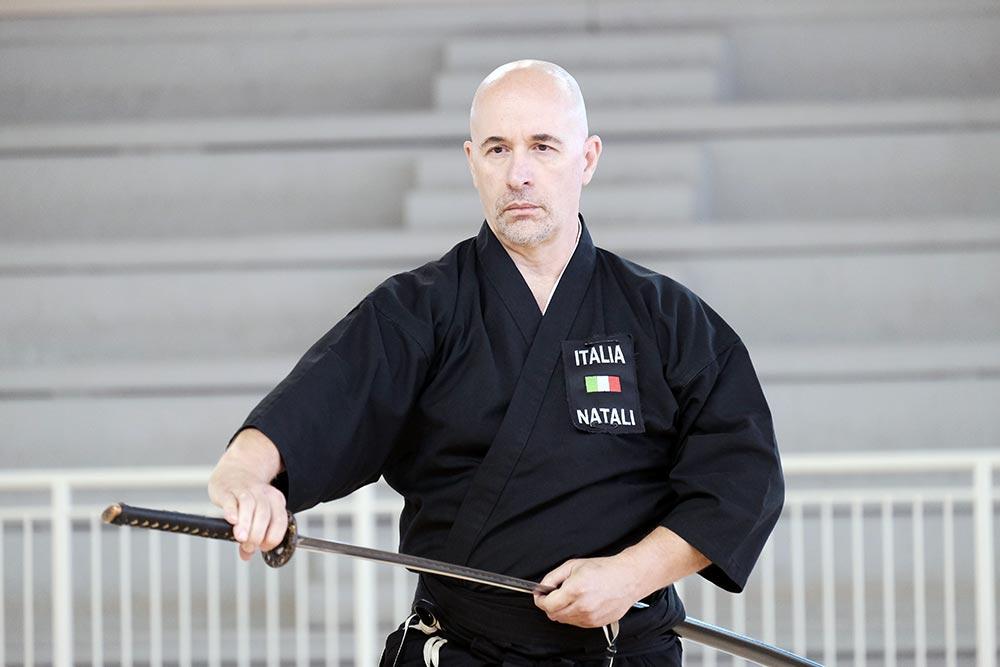 Alessandro Natali iaido