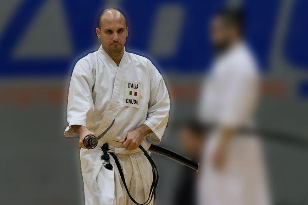 Andrea Cauda Iaido