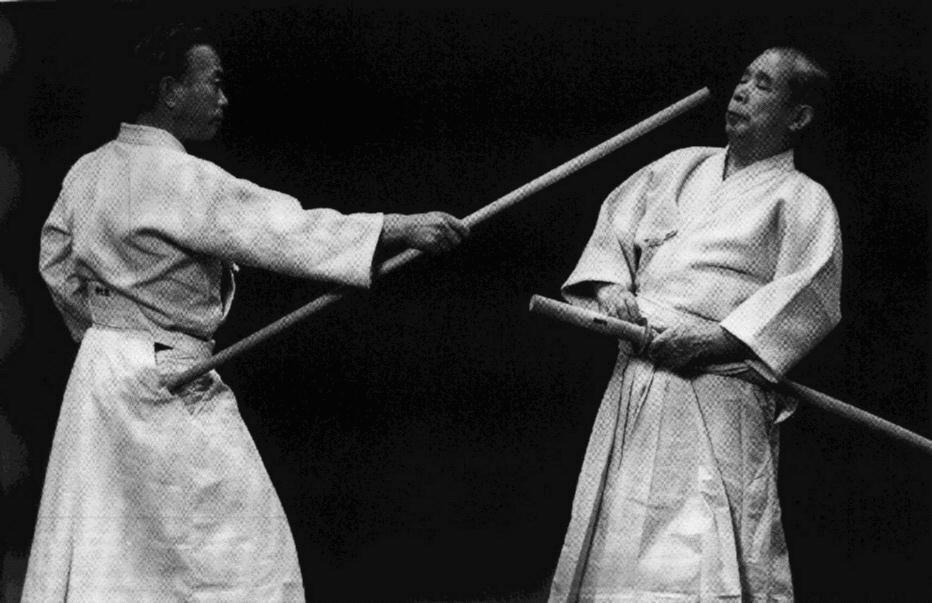 Shimizu Takaji sensei