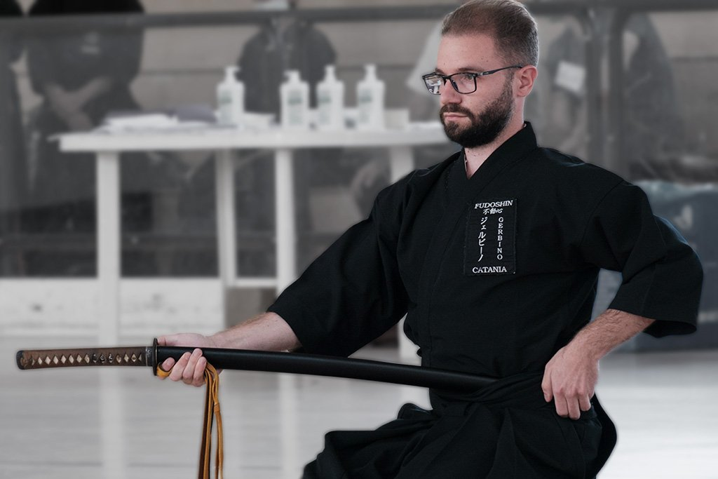 campionati iaido 2021 gerbino
